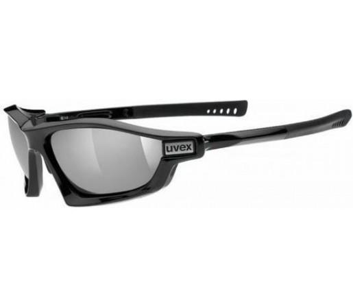 Ochelari bicicleta Uvex Ultraguard Pro Black