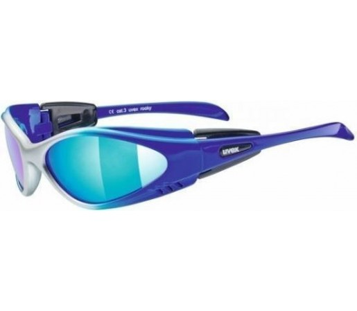 Ochelari soare Uvex Rooky Blue- White