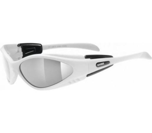 Ochelari Uvex soare Rooky White