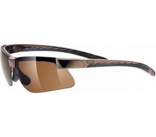 Ochelari soare Uvex Active Brown