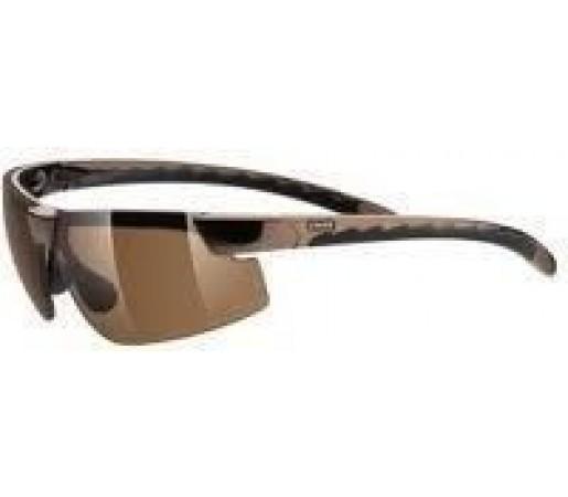 Ochelari soare Uvex Active Small Brown- Black