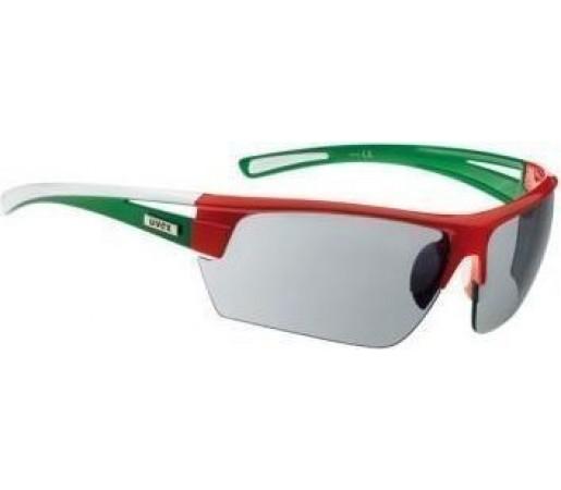 Ochelari soare Uvex Gravic Red- Green
