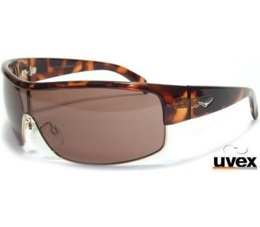 Ochelari soare Uvex Oversize 12 Brown