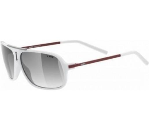 Ochelari soare Uvex Oversize 21 White- Red