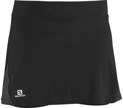 Pantalon/ Fusta Salomon Endurance Twinskin Skort Black