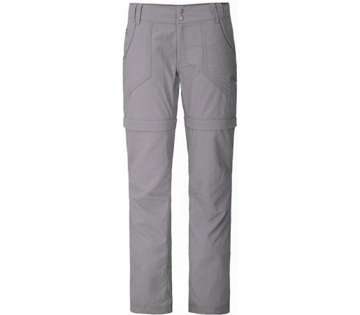 Pantaloni The North Face W Horizon Convertible Plus Gri