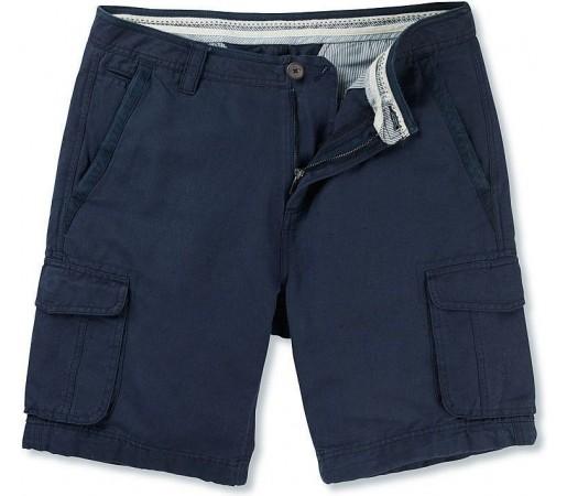 Pantaloni Crew Clothing Brook Cargo Navy