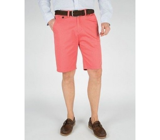 Pantaloni Crew Clothing Classic Bermuda Coral