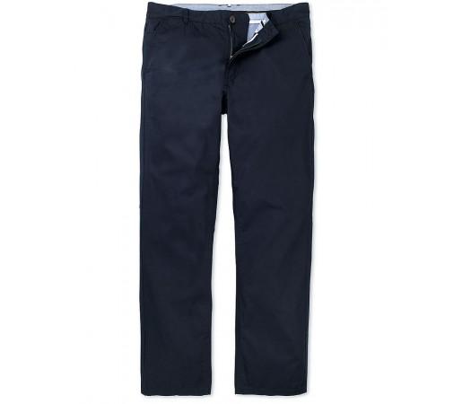 Pantaloni Crew Clothing Crew Trousers Albastri