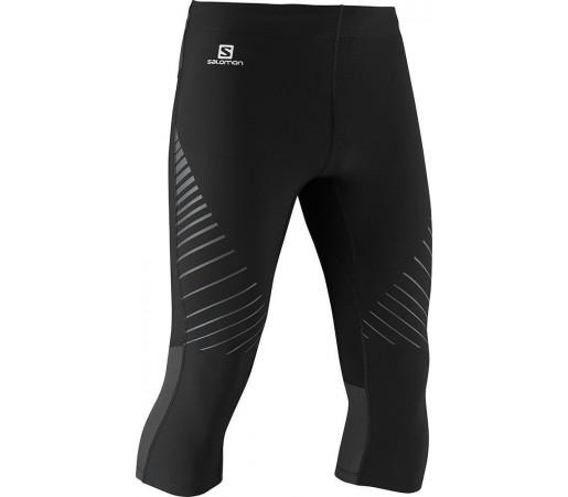 Pantaloni Salomon Endurance 3/4 Tight M Black