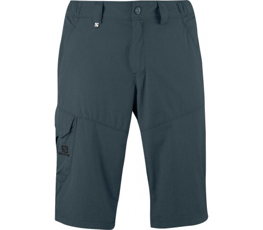 Pantaloni Salomon Further Short Pant M Dark Cloud 2013
