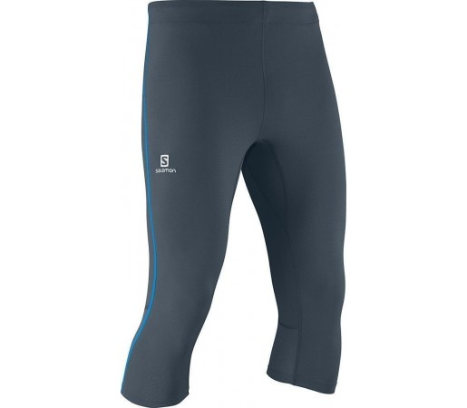 Pantaloni Salomon Start 3/4 Tight M Blue