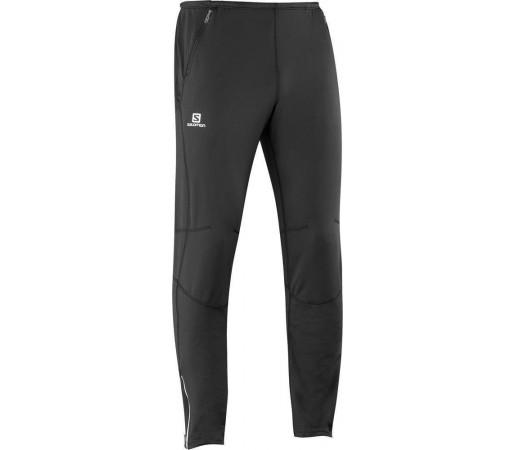 Pantaloni Salomon Trail Runner Warm M Black