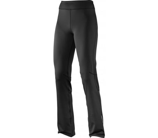 Pantaloni Salomon Trail Runner Warm W Black