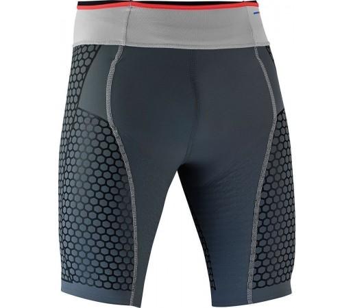 Pantaloni Scurti Compresie Salomon S-Lab Exo Short Tight M Grey