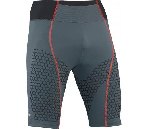 Pantaloni Scurti Salomon Exo S-Lab SH Tight M Grey 2013