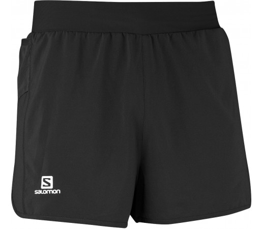 Pantaloni Scurti Salomon Light Short M Black 2013