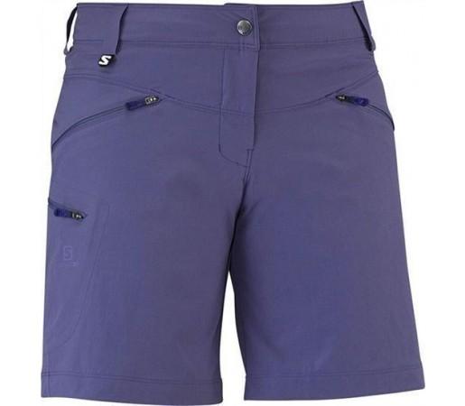 Pantaloni Scurti Salomon W Wayfarer Purple