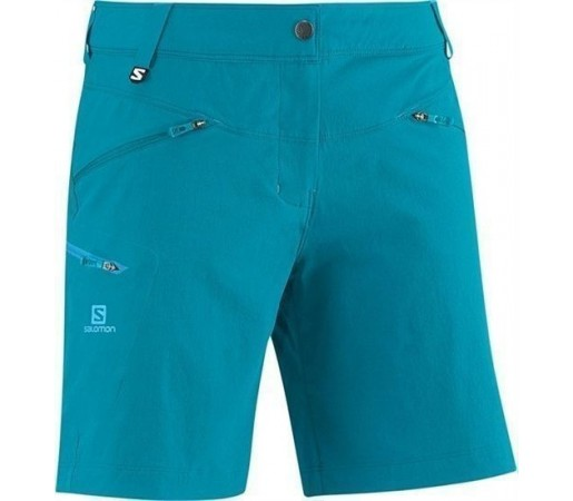 Pantaloni Scurti Salomon W Wayfarer Short Blue