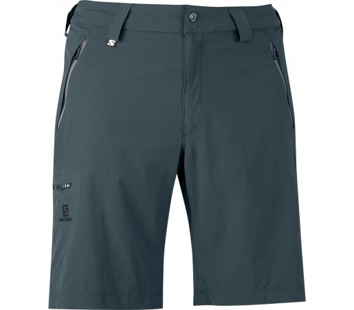 Pantaloni Scurti Salomon Wayfarer Short M Grey 2013
