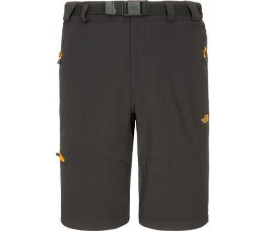 Pantaloni scurti The North Face Paseo Black- Orange