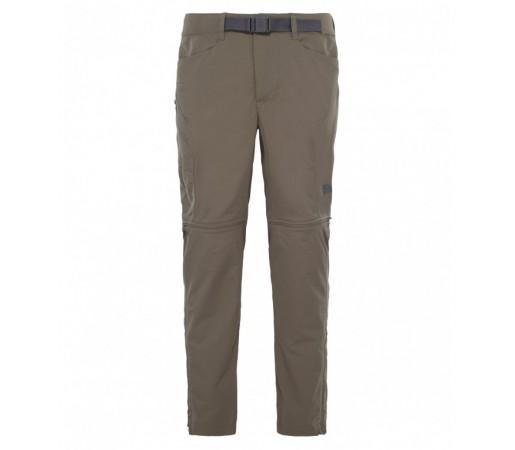 Pantaloni The North Face M Paramount 3.0 Convertible Maro