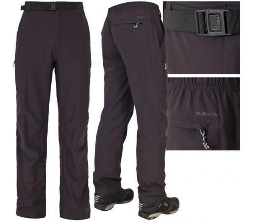 Pantaloni Trekking Trespass Federation Black