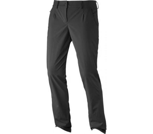 Pantaloni Salomon The Way Pant W Negru