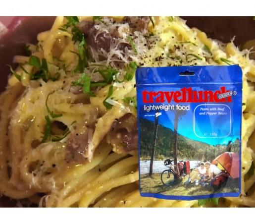 Aliment Travellunch paste carbonara 50228