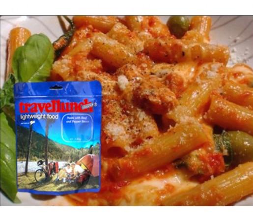 Aliment Travellunch paste cu masline