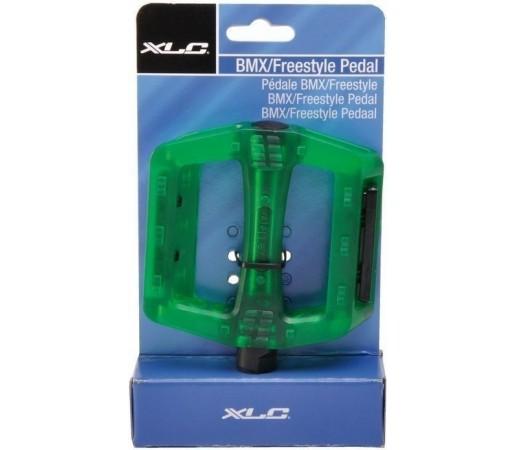 Pedale XLC BMX Green