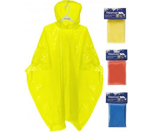 Pelerina ploaie Trespass Drylite Yellow