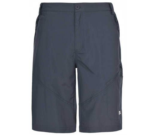 Pantaloni scurti Barbati Hiking Trespass Pentas Antracit
