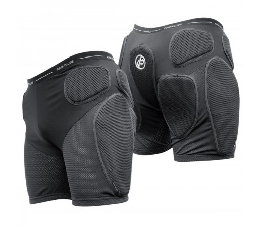 Pantaloni protectie Powerslide M Standard Negri