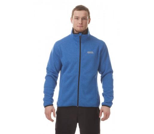 Jacheta Nordblanc PREMIER Sweater Fleece Albastra