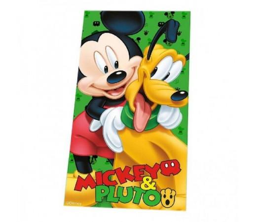 Prosop plaja Disney Mickey si Pluto