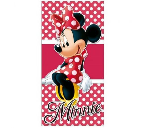 Prosop plaja Disney Minnie Dots
