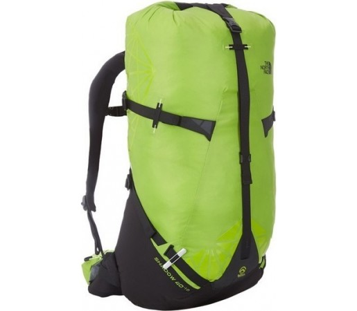 Rucsac The North Face Shadow 30+10 Verde