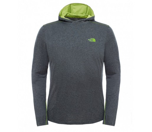 First-layer The North Face M Reactor Gri/Verde