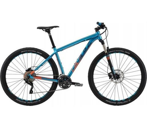 Bicicleta Felt MTB 7 Seventy Albastru/ Portocaliu 2015