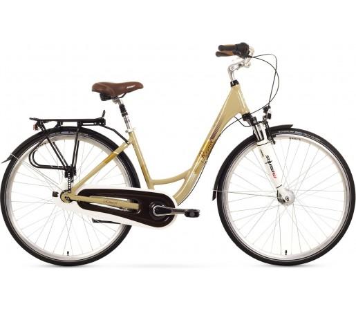 Bicicleta oras Romet Art Deco 7 Bej