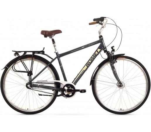 Bicicleta de oras Romet ART NOVEAU 3 Gri 2015