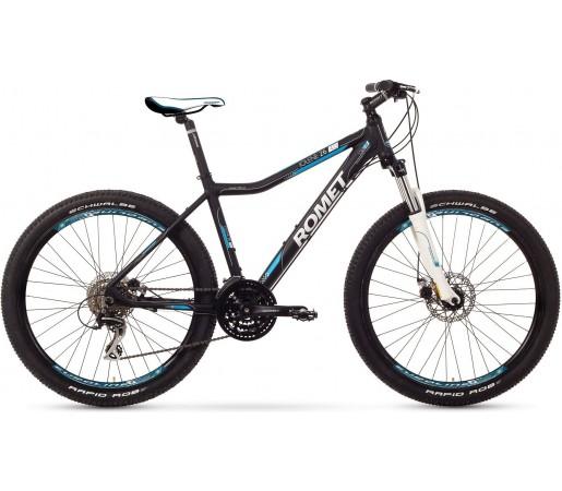 Bicicleta de munte Romet Jolene 26 4.0 Negru/Albastru