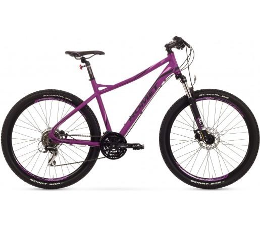Bicicleta de munte Romet Jolene 27.5 1.0 Roz/Mov