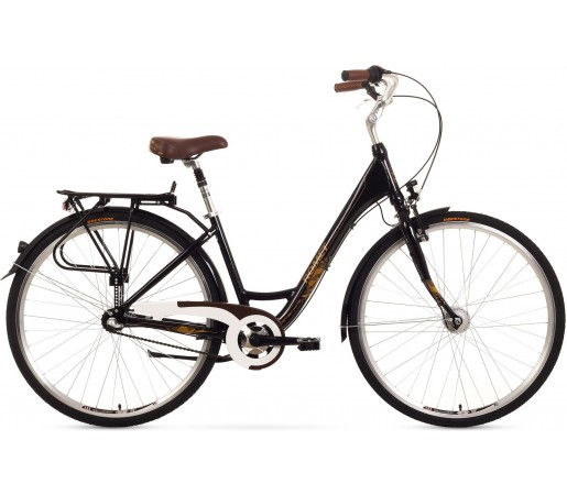 Bicicleta de oras Romet MODERNE 3 Negru 2015