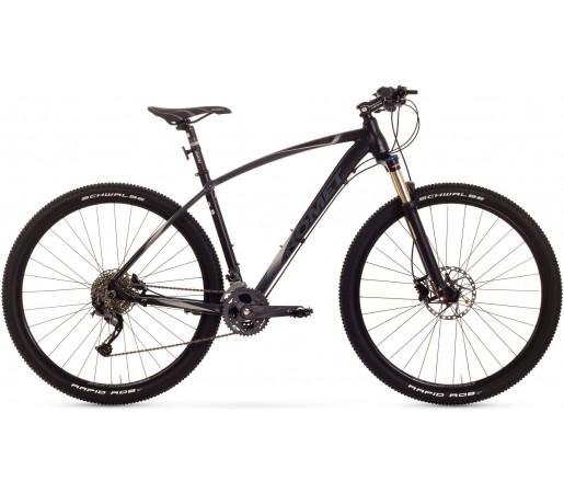Bicicleta de munte Romet Mustang 29 1.0 Negru/Gri