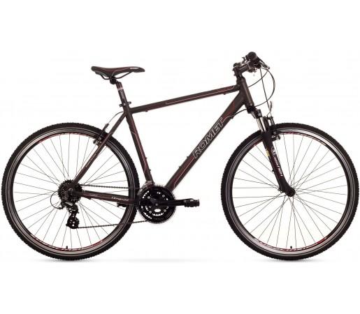 Bicicleta trekking Romet Orkan 2.0 M Maro