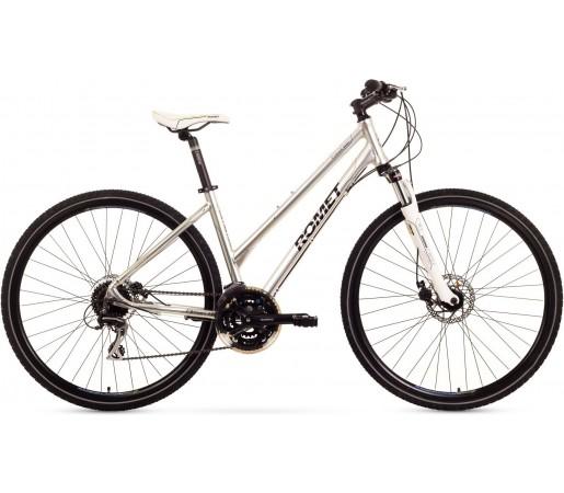 Bicicleta trekking Romet Orkan 3.0 D Gri