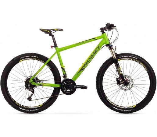 Bicicleta de munte Romet Rambler 27.5 3.0 Verde/Galben