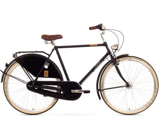 Bicicleta de oras Romet RETRO 7 Negru 2015